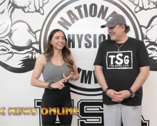Road To The IFBB Pittsburgh Pro 2021 – Jessica Telesco