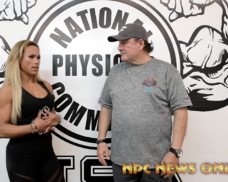 Road To The IFBB Pittsburgh Pro 2021:  Nikki Giacara Interview