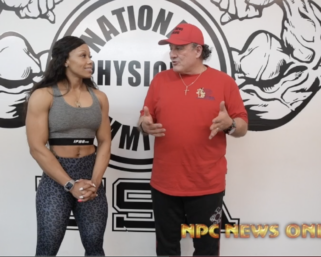 Road To The IFBB Pittsburgh Pro 2021 – Latoyia Farley Interview