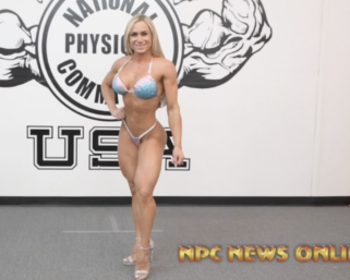 Road To The IFBB Pittsburgh Pro 2021 – Amanda Rezende Posing Video