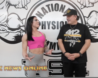 Road To The NPC Pittsburgh 2021 – Jessica Mark Interview