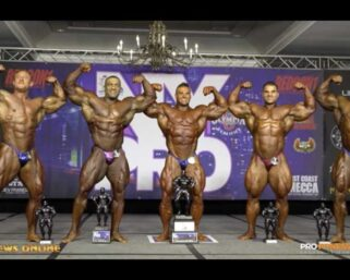 2021 IFBB New York Pro Men's Divisions : First Call Out, Last Call Out and Awards